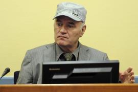 Mladic dice en La Haya que esta «gravemente enfermo»