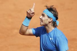 Nadal, finalista en Roland Garros