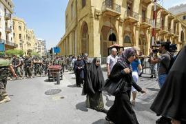 Un nuevo viernes de represión militar deja al menos 45 muertos en Siria