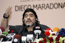 Maradona: «La FIFA es un gran museo, son  dinosaurios que no quieren renunciar al poder»