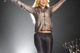 Shakira y Sara Carbonero, unidas  por el 'Waka-waka' en Madrid