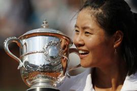Na Li se convierte en la primera asiática en lograr un 'Grand Slam'