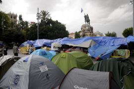 Los 'indignados' no se rinden y preparan una manifestación para el 19 de junio