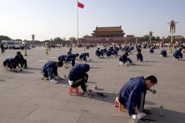 La 'tortura china' continúa 22 años después de Tiananmen