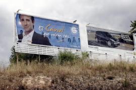 Dos semanas después de las elecciones siguen 'colgados' pidiendo el voto