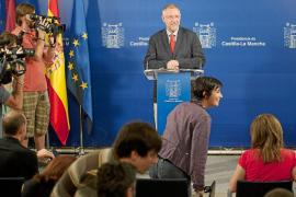 El PSOE suspende las reuniones con el PP para el traspaso de poderes en Castilla-La Mancha