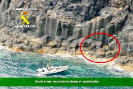 Prisión para cuatro 'narcos' detenidos en Mallorca que ocultaban alijos en acantilados