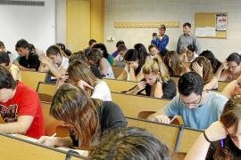 Un total de 3.702 alumnos comienzan las pruebas de selectividad