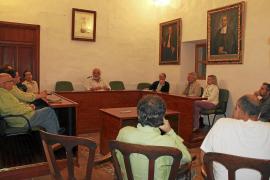 El Ajuntament retirará de forma temporal la estatua de Jaume II y Patrimoni anulará la multa