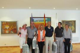 El Club Santa Ponça acoge el torneo comercial de golf El Corte Inglés
