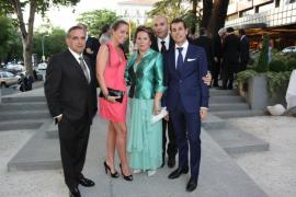 El presidente de Globalia, Juan José Hidalgo, recibe el Corazón de Oro Profesional
