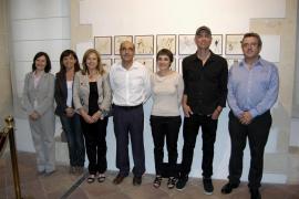 Inauguración de la muestra de las obras finalistas del XVIII Premi Ciutat de Manacor