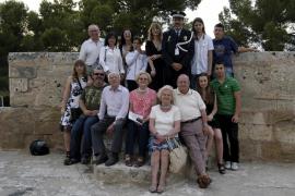 Diada de la Policía Local de Palma en el Castell de Bellver