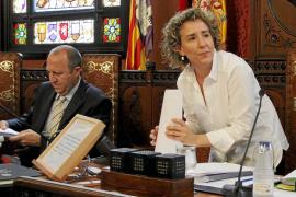 Calvo aprueba en funciones un déficit de 20 millones de euros del 2010