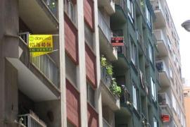 La venta de viviendas cae un 23,1% hasta marzo tras el fin de las deducciones