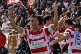 El Mallorca confirma su interés por el extremo del Granada Dani Benítez