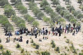 Cientos de sirios huyen a Turquía por miedo a las represalias del régimen