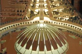 El fiscal pide a la policía que localice el almacén donde se guardó una segunda maqueta de la Ópera de Calatrava