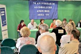 Alcohólicos Anónimos mantiene en Mallorca doce grupos de recuperación