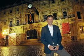 Mateo Isern se convertirá hoy en el quinto alcalde de Palma de la democracia actual