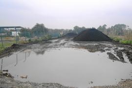 El pueblo amanece con malos olores provocados por la planta de compostaje