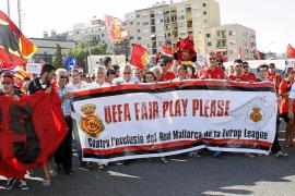 La Audiencia de Palma da la razón al club en su contencioso con la RFEF