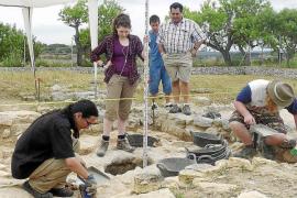 El yacimiento de Son Peretó perfila su perímetro con las últimas excavaciones