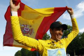 Contador confirma su presencia en el Tour 2011