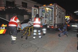 Un hospitalizado y dos detenidos tras un disparo en un piso de Palma