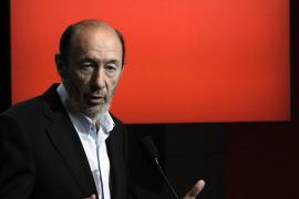 Rubalcaba: «Bildu podría haber tenido una menor presencia institucional en los ayuntamientos»