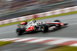 Victoria de Button por delante de Vettel y Webber y abandono de Alonso