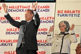Los islamistas de Erdogan revalidan una cómoda victoria en las elecciones turcas
