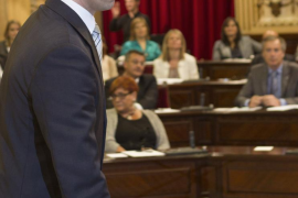 Bauzá expondrá hoy su programa político al inicio del debate de investidura