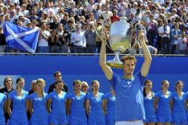 Andy Murray gana el torneo de Queen's por segunda vez