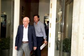 Serra Ferrer y Cladera abogan por el regreso de Pedro Terrasa al Mallorca