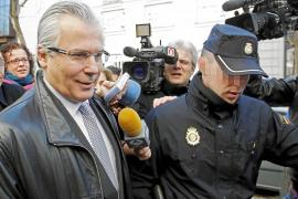 Garzón logra recusar a cinco jueces designados para juzgarle