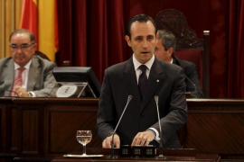 Bauzá anuncia que va a gobernar con austeridad y sin golpes de efecto