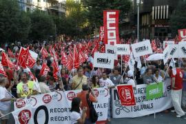 El Constitucional avala el recorte salarial a los empleados públicos