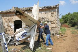 Aviación Civil atribuye a un cúmulo de factores un accidente de avioneta con tres muertos en sa Pobla