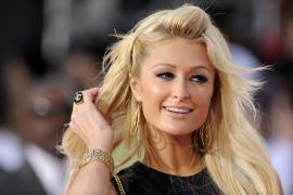 Paris Hilton se cae en Río