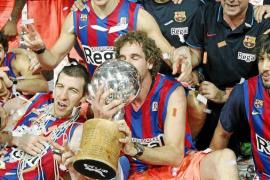 El Barça logra el triplete de la ACB por la vía rápida