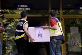 El fiscal deja en libertad a Àngel Matías e imputa al ex conseller Cristòfol Huguet