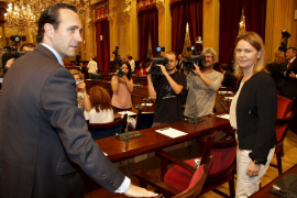 El president Bauzá  tendrá 6 consellers y un vicepresidente