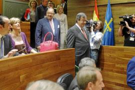 PP y PSOE se unen contra Àlvarez Cascos en el Parlamento de Asturias