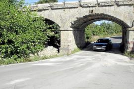 Un conductor de 44 años muere en un accidente en la carretera de Consell a Alaró