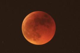 Balears fue ayer uno de los lugares en donde mejor se pudo contemplar el eclipse