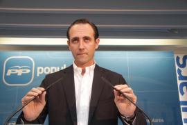 Bauzá presenta un Govern a su medida con Delgado y ficha al independiente Company