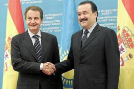 Zapatero niega que España esté en riesgo por la crisis griega