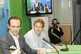 Sbert y Perelló dejan el Parlament para ser directores generales del Govern