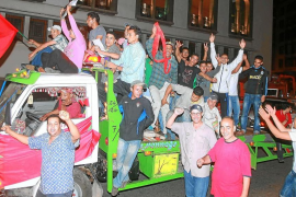 Jóvenes marroquíes convocan protestas contra la Constitución de Mohamed VI